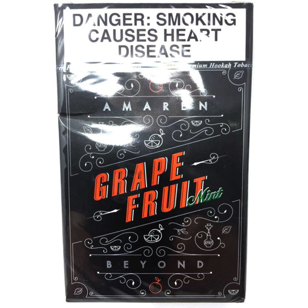 Amaren-Beyond---Grapefruit-Mint---American-Premium-Hookah-Tobacco