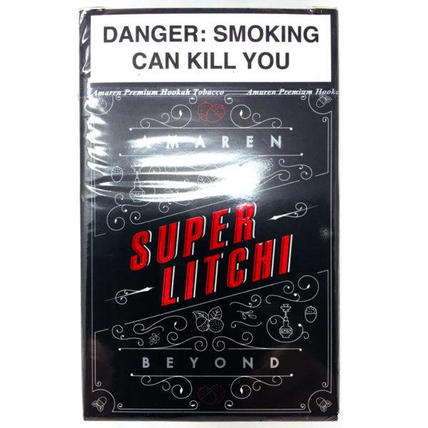 Amaren-Beyond---Super-Litchi---American-Premium-Hookah-Tobacco