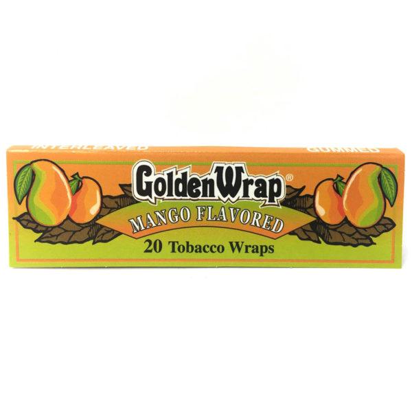 Mango Flavoured Golden Wrap