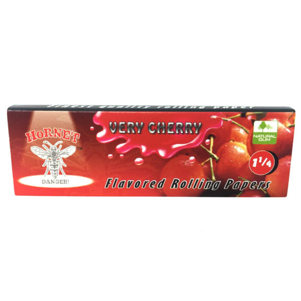 Hornet King Size Cherry Flavoured Rolling Paper