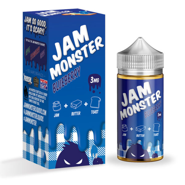 Jam-Monster Blueberry