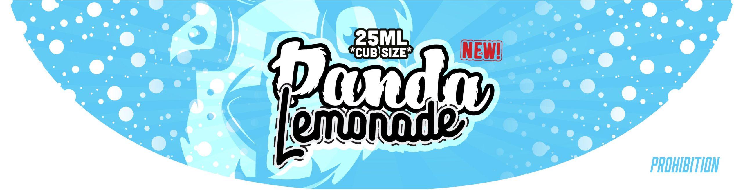 Panda Lemonade Header