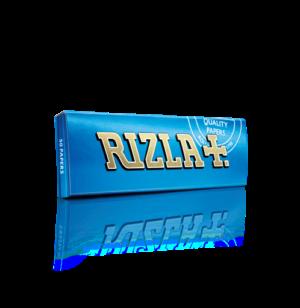 Blue Rizla cigarette paper