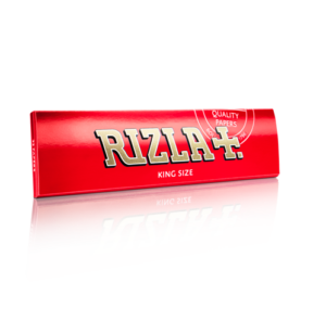 Red Rizla kingsize cigarette paper