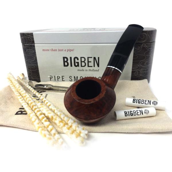 Big-Ben-Pipe-smoking-set