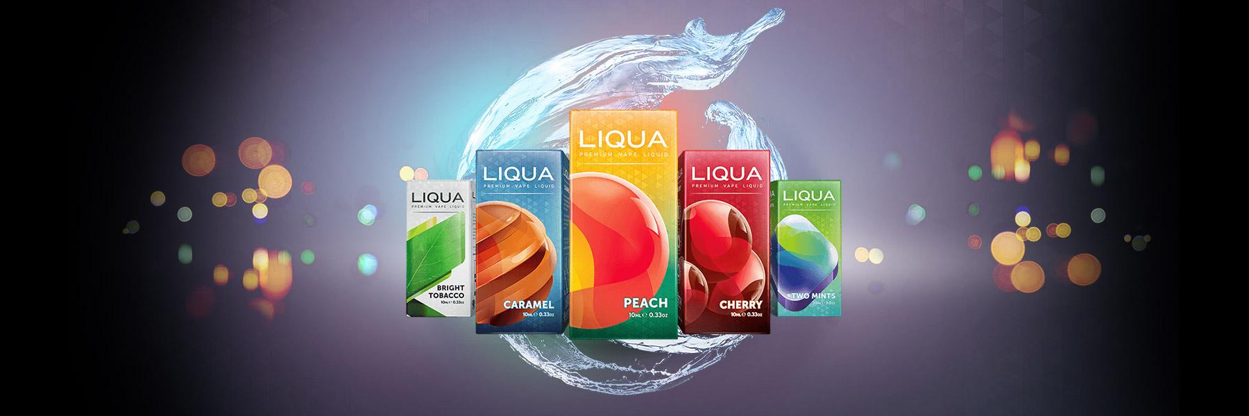 Liqua-Banner