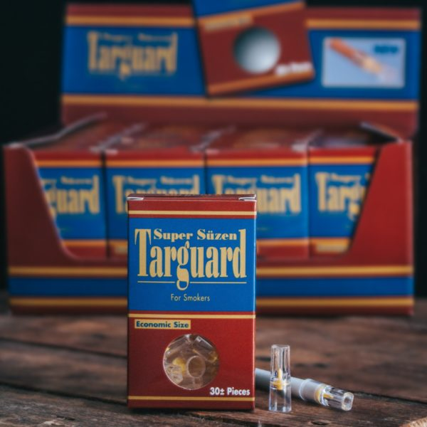 Targuard: Disposable Cigarette Filters