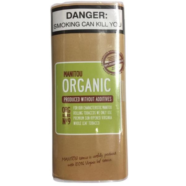 MANITOU No.9: Organic Tobacco
